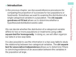 Chi Square Test Table Chapter 13 Inference For Tables U2013 Chi Square Procedures Ppt