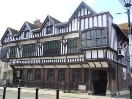 Tudor House by Jumble And Jelly Tudor House