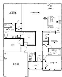 floor plans for new homes plan 2321 modeled new home floor plan in canterbury park by kb home