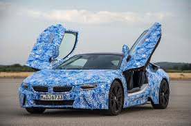 Blue Front Door Meaning by 2014 Bmw I8 Preproduction First Drive Motor Trend
