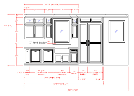 Autocad For Kitchen Design by Autocad Shop Drawing Of Kitchen Area Autocad Drafting Samples