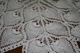 Crochet Table Runner Pattern Free Crochet Patterns For Table Toppers Dancox For