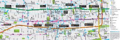 Centre Bell Floor Plan Maps Société De Transport De Montréal