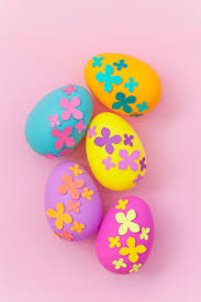 paper flower easter eggs tell love and partytell love and party