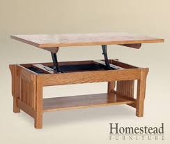 Lift Top Coffee Tables Landmark Lift Top Coffee Table Homestead Furniture