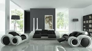 schwarz weiß wohnzimmer muster in schwarz weiß wandgestaltung mit farbe schwarz weiß