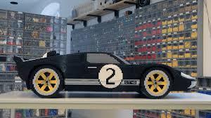 lego ford lego ford gt lemans