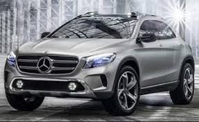 mercedes suv range finally mercedes gla suv arrives vanguard ng