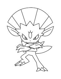 pokemon advanced coloring pages coloringpages1001 com