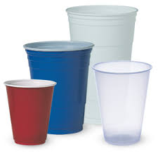 party cups polystyrene plastic cold party cups us