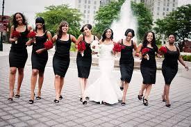 most famous black bridesmaid dresses fashion u0026 trend