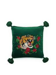 Kim Kardashian New Home Decor Gucci Home Decor Collection Pillows Furniture Accents