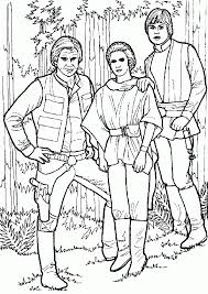 star wars ewok coloring pages kids coloring