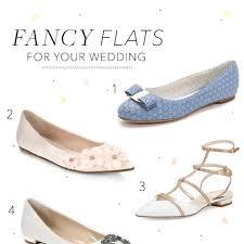 wedding shoes flats fancy flat wedding shoes brides