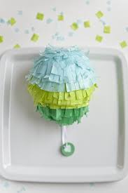 Salt Water Taffy Wedding Favor Diy Cinco De Mayo Piñata Favors Ruffled