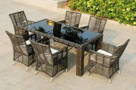 tavoli da giardino rattan mobili giardino rattan sintetico tavoli da esterno in rattan