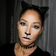 Halloween Costume Cat Ears 25 Cat Halloween Makeup Ideas Cat Makeup Cat