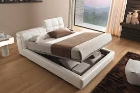 Ikea Double Beds Modern Bed With Storage Ikea Modern Bed With Storage To De
