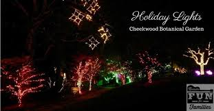 Oregon Garden Christmas Lights Nashville Fun For Families Things To Do In Nashville With Kids