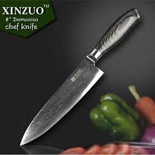japanese steel kitchen knives 2016 xyz 8inch chef knives high quality fashion japanese vg10