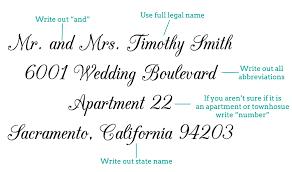 wedding invitations addressing wedding invitation templates proper etiquette for addressing