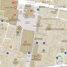map of bologna yellowfields cartographic design bologna italy