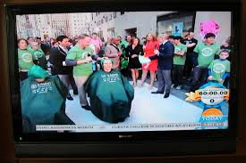 today show set the today show melinda marchiano