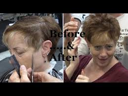 short haircuts for women with clipper super short womens clipper haircut shear haircut redhead