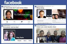 Names Of Memes - 10 funniest made up names from facebook spot ph