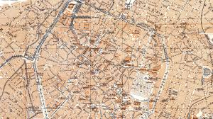 Brussels Map Brussels Belgium History And Cartograph 1905 Youtube