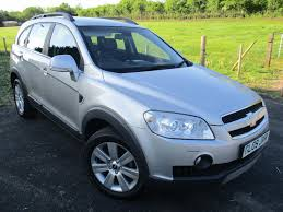 used 2009 chevrolet captiva ltx vcdi 4x4 7 seater for sale in