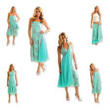 mojeska women u0027s long magic wrap skirt dress top one size beach
