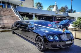 bentley blacked out black bentley continental flying spur by exotic limo