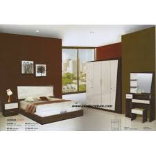 Ranjang Set bedroom set sion furniture