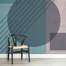 home interior wallpapers interior design wallpaper geometric mural wallpaper home interior