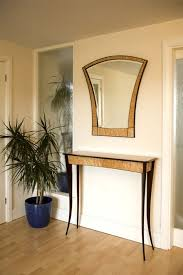hallway table and mirror sets hand crafted hall table and mirror by nicholas chandler furniture