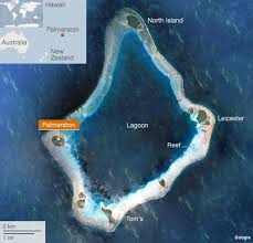 palmerston the island at the end of the earth bbc news