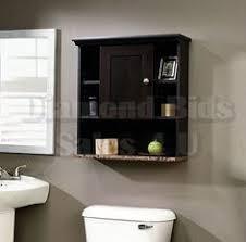 Bathroom Over The Toilet Storage by Bathroom Bath Toilet Storage Medicine Wall Shelves Cabinet Vanity