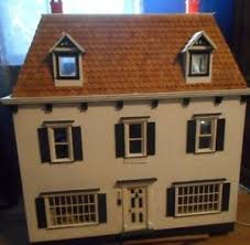 furnished dollhouse ebay