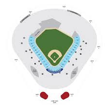 Mlb Map Angel Stadium Map Los Angeles Angels