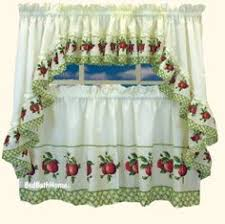 Cherry Kitchen Curtains by Tuscany Curtains Features Ready To Pick Off The Vine These