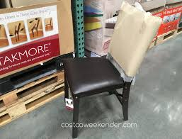 Costco Plastic Table Furniture U0026 Sofa Lovable Folding Chairs Costco Design For Your