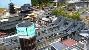heijyuji japanese town in n scale youtube