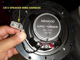 2006 honda civic speakers replacing factory speakers on 08 v
