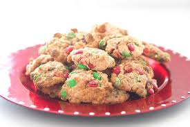 gift idea christmas cookie mix in a jar the organised housewife