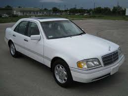 mercedes 1997 c230 sell used 1997 mercedes c280 white 56 000 original