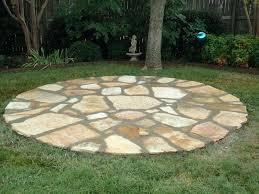 Patio Designs Stone by Patio Rock Ideas U2013 Smashingplates Us