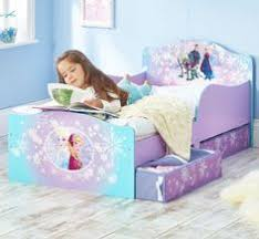 disney frozen toddler sleigh bed hellohome getting crafty