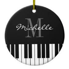 piano ornaments keepsake ornaments zazzle