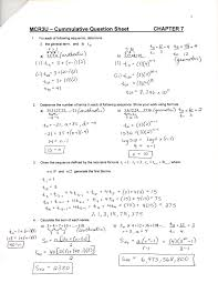 unit 7 u0026 8 sequences series and financial applications d